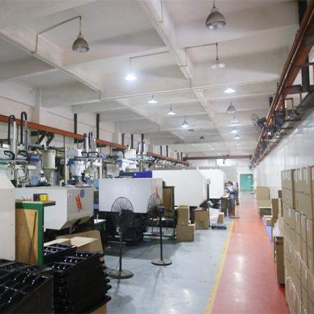 Injection Molding Production Assembly